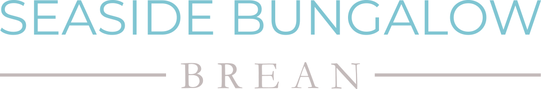 Seaside Bungalow Brean Logo